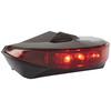 Red Cycling Products Power Rear Light Oświetlenie czarny